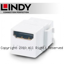LINDY 林帝 HDMI A/母 to A/母 模組/模塊 KEYSTONE (60526)