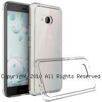 透明殼專家 HTC U11 PC+TPU 雙材質 全包覆防摔殼