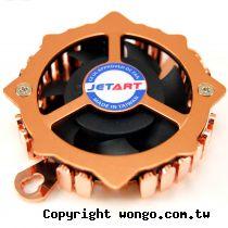 JetArt 急凍王 JACSC1 全銅北橋晶片散熱器組合包