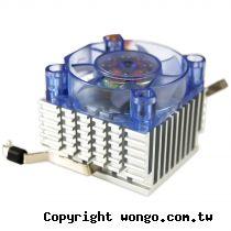 JetArt 急凍王 JACSG1 北橋晶片散熱器組合包 ~扣環式固定~