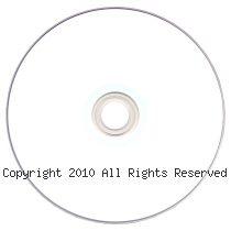 EaglePower 52X White Printable CD-R 國碩純白可印白金片 100片 ~全平面~
