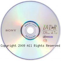 SONY 新力 16X DVD+R 300片/箱
