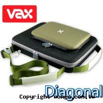 VAX 唯雅仕 Diagonal 迪克諾 硬殼 筆記型電腦包