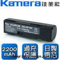 Kamera 佳美能 Ricoh DB-30 數位相機 鋰電池