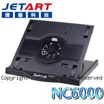 JetArt 急凍王 NC6000 多功能 筆電散熱底座 【11