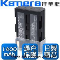 Kamera 佳美能 Pentax D-Li50 數位相機 鋰電池