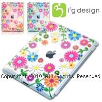 i3g 小雛菊系列 iPad2專用 硬式透明保護殼