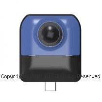 Cube720 雙魚眼 android專用 VR全景攝影機【藍】