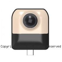 Cube720 雙魚眼 android專用 VR全景攝影機【金】