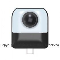 Cube720 雙魚眼 android專用 VR全景攝影機【白】