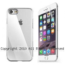 透明殼專家 超值組 iPhone7 抗刮全包覆殼+曲面全螢幕保護貼