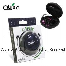 Obien Q-BOX 高級耳機收納盒