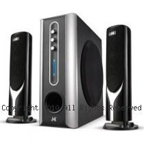JS 淇譽 JY3017 2.1 聲道 超重低音 多媒體喇叭