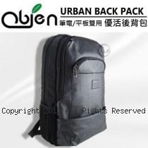 Obien 歐品漾 URBAN BACK PACK 優活後背包 【黑色】