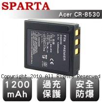 SPARTA Acer CR-8530 數位相機 鋰電池