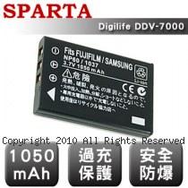 SPARTA Digilife DDV-7000 數位相機 鋰電池