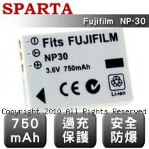 SPARTA Fujifilm NP-30 數位相機 鋰電池