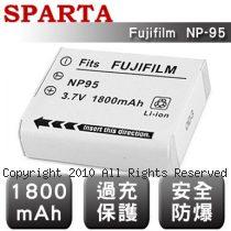 SPARTA Fujifilm NP-95 數位相機 鋰電池