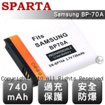 SPARTA Samsung BP-70A 安全防爆 高容量鋰電池