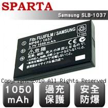 SPARTA Samsung SLB-1037 數位相機 鋰電池