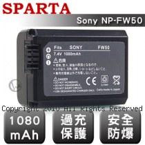 SPARTA SONY NP-FW50 數位相機 鋰電池