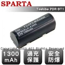 SPARTA Toshiba PDR-BT1 數位相機 鋰電池