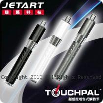 Jetart 捷藝 TouchPal 伸縮系列 TP3000/TP3010/TP3020 金屬筆身 高感度觸控筆