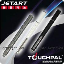 Jetart 捷藝 TouchPal 筆蓋系列 TP3100/TP3110/TP3120 加重金屬筆身 高感度觸控筆
