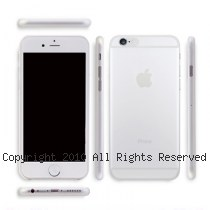 透明殼專家iPhone6 plus 5.5 極薄 霧面抗指紋保護殼