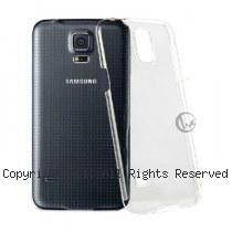 透明殼專家 Samsung Galaxy S5 0.5mm 超薄 抗刮 高透光保護殼