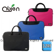 Obien 歐品漾 都會型 輕便兩用 筆電包【Mac Pro 12吋】