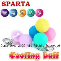 SPARTA Cooling ball 筆電 散熱球