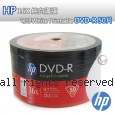 HP 16X 純白滿版可印White Printable DVD-R 50片