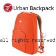 Cozistyle Urban Backpack 都會X型格 機能系 後背包【橘色】