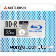 Mitsubishi 三菱 4X BD-R 25GB 1片