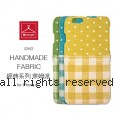le hanger 楽衣架 創意手作 日本先染布 iPhone 6 (4.7吋) 保護殼- 經典系列 萊姆派