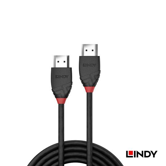 LINDY 林帝 BLACK系列 HDMI 2.0(Type-A) 公 to 公 傳輸線   02