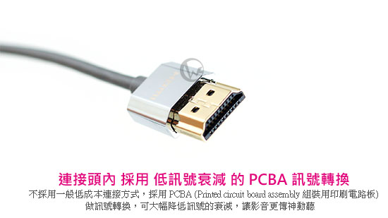 LINDY 林帝 CROMO鉻系列 極細型 A公對A公 HDMI 1.4 連接線 10