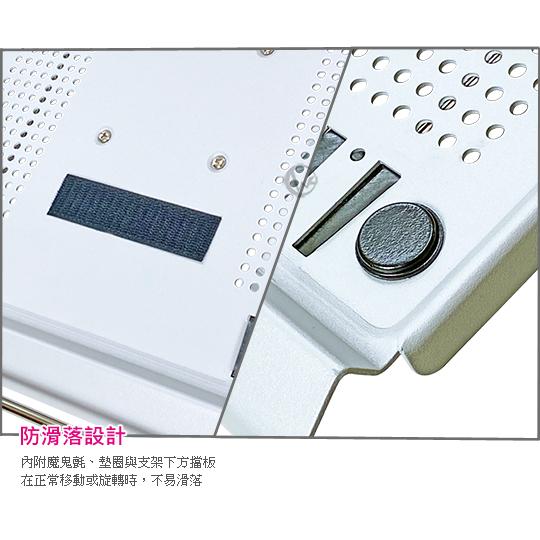 LINDY 林帝 台灣製 筆記型電腦/平板電腦 人體工學 長旋臂式 螢幕支架 (40699) 08