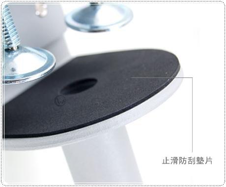 LINDY 林帝 台灣製 中鋼鋼材 C型夾鉗式 螢幕架專用支桿 40692, 40693 02