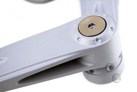 LINDY 林帝 台灣製 鋁合金 多功能 長旋臂式 螢幕支架 LCD Arm  40696  18