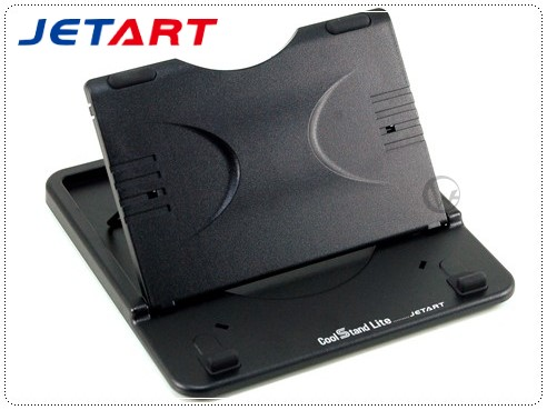 Jetart 捷藝 CoolStand Lite NC1200 台灣製 免持多視角 360度旋轉 平板電腦支架 02