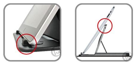 Jetart 捷藝 CoolStand Lite NC1200 台灣製 免持多視角 360度旋轉 平板電腦支架 05_2