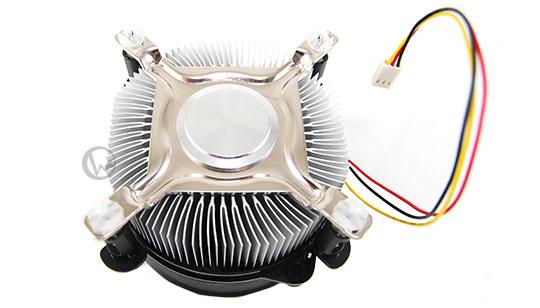 Jetart 捷藝 LGA775/1156/1155/1150 通用型 CPU 散熱風扇 JAPS07 02