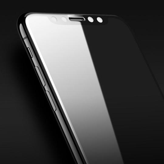 透明殼專家 iPhone Xs Max 防爆軟膜 全螢幕保貼 2枚入 03