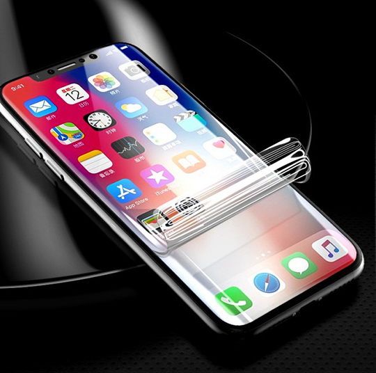 透明殼專家 iPhone Xs Max 防爆軟膜 全螢幕保貼 2枚入 04