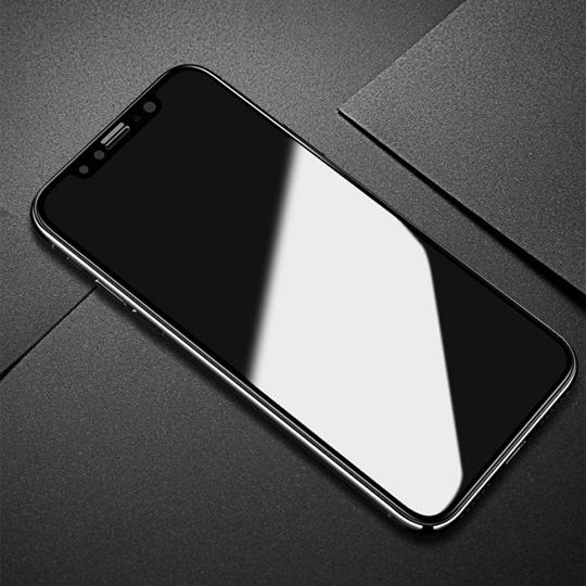 透明殼專家 iPhone Xs Max 防爆軟膜 全螢幕保貼 2枚入 05
