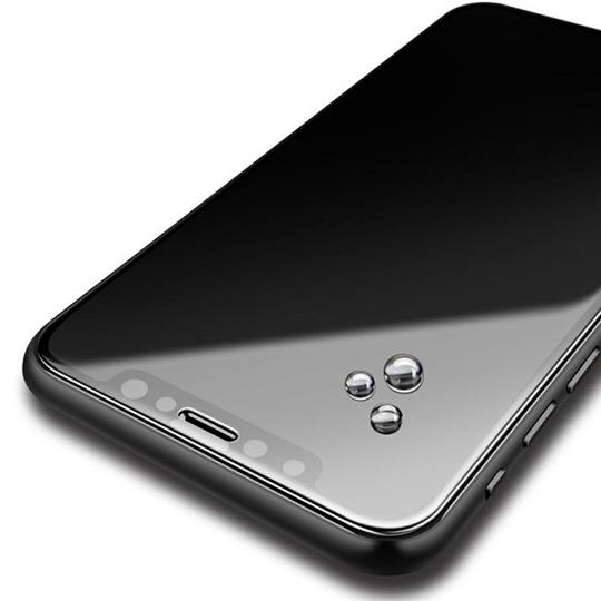 透明殼專家 iPhone Xs Max 防爆軟膜 全螢幕保貼 2枚入 09