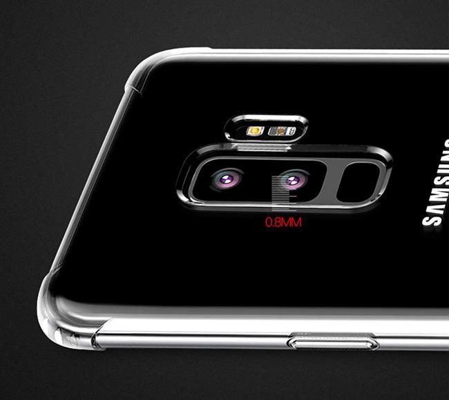 透明殼專家 SAMSUNG S9 軍規氣囊 空壓防摔殼