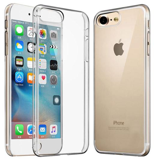 透明殼專家 iPhone8/7 鏡頭保護 抗刮加強版硬殼